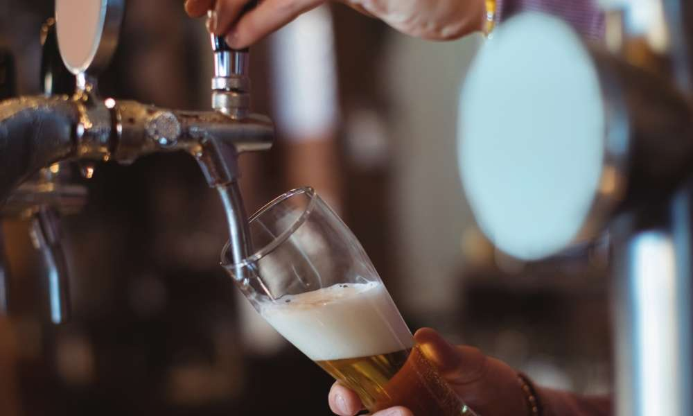 Use a Kegerator the Right Way Will Keep Draft Beers Fresh