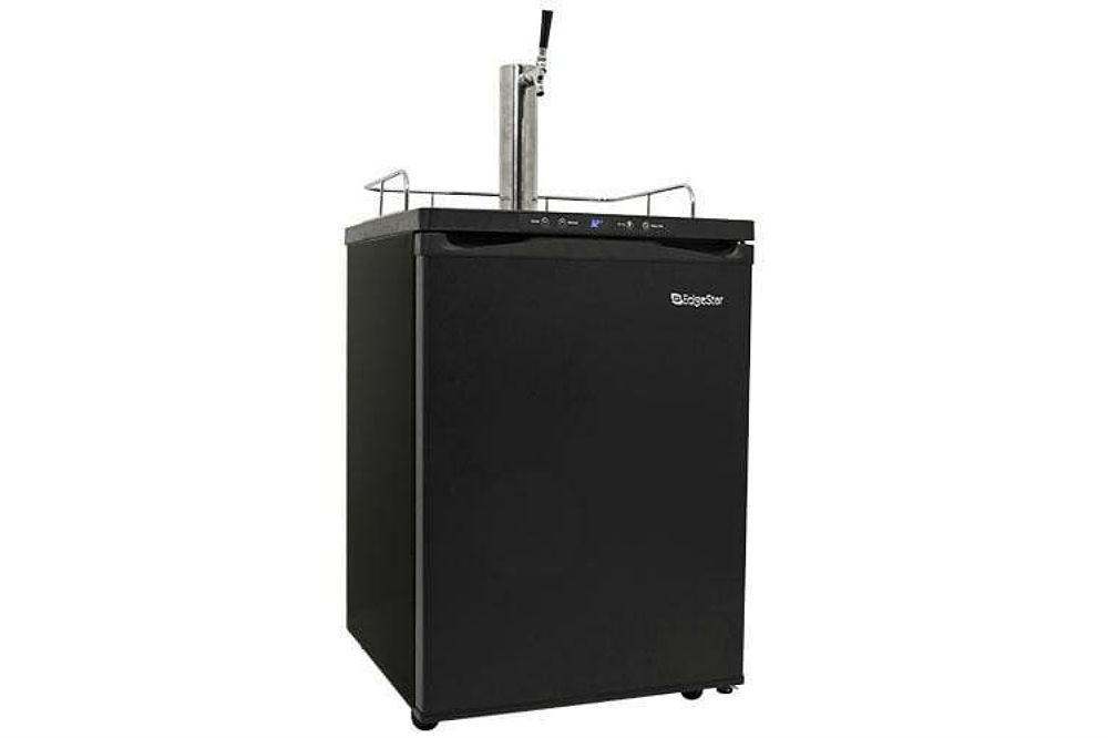 EdgeStar KC2000SSTWIN Full Size Stainless Steel Dual Tap Kegerator & Draft Beer Dispenser - Stainless Steel Review